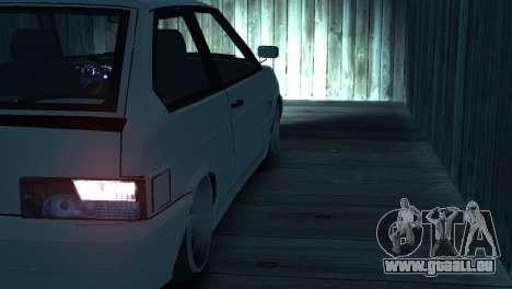 VAZ 2113 pour GTA 4 roues