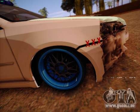 Subaru Legacy für GTA San Andreas rechten Ansicht