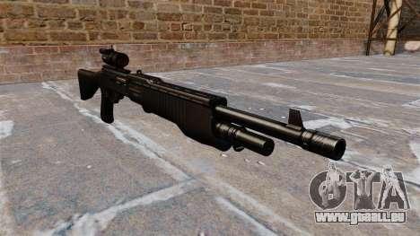 Taktische Schrotflinte Franchi SPAS-12 für GTA 4