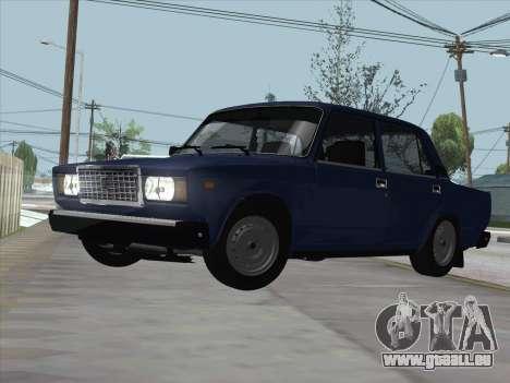ВАЗ 21074 pour GTA San Andreas