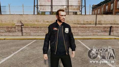 Polizei Jacke für GTA 4