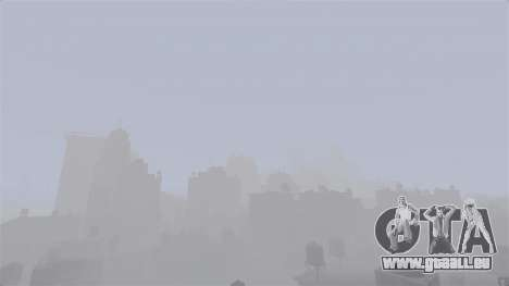Das Wetter In Berlin für GTA 4 Sekunden Bildschirm