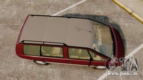 Renault Espace I 2000 TSE pour GTA 4 est un droit