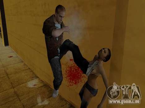 Clay Kaczmarek ACR für GTA San Andreas dritten Screenshot