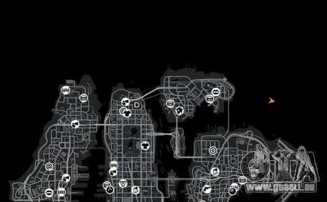 La ville sans nom pour GTA 4 septième écran