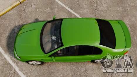 Ford Falcon XR8 pour GTA 4 est un droit