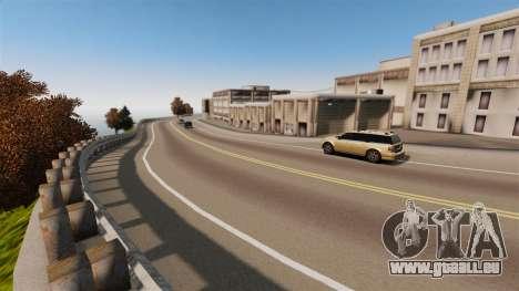 La ville sans nom pour GTA 4 quatrième écran