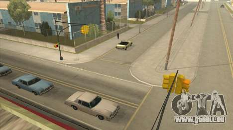Smooth Camera für GTA San Andreas