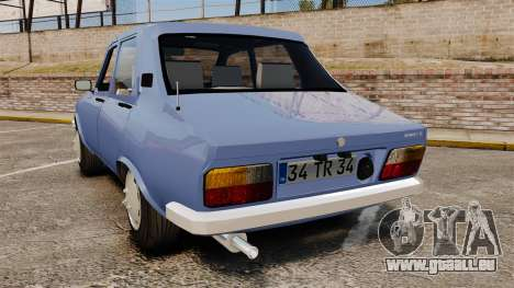 Renault 12 Toros v2.0 für GTA 4 hinten links Ansicht