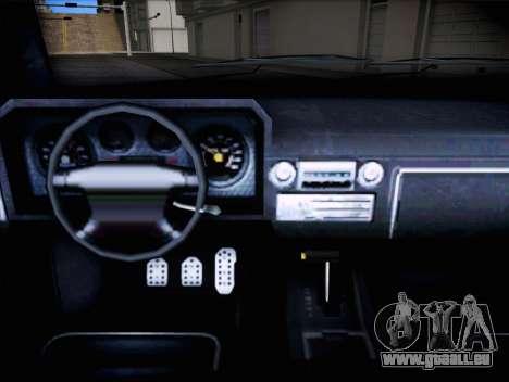Bobcat Vapid GTA v für GTA San Andreas rechten Ansicht