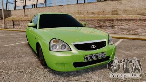 VAZ-2170 Priora für GTA 4