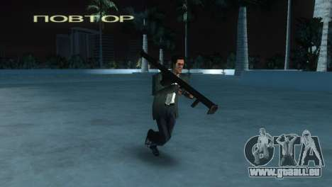 Bazooka von MoH: AA für GTA Vice City Screenshot her