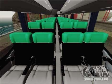 Irizar Mercedes Benz MQ2547 Alabat Liner pour GTA San Andreas moteur
