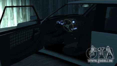 VAZ 2113 für GTA 4 Innen
