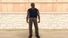 Jimmy Hopkins für GTA San Andreas