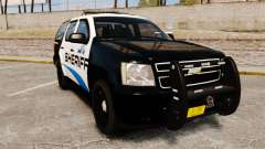 Chevrolet Tahoe 2008 Federal Signal Valor [ELS] für GTA 4