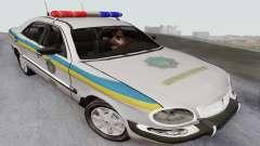 GAZ-3111 Miliciâ Ukraine