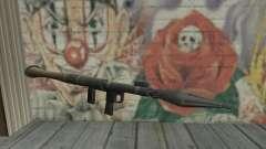 Raketenwerfer von den Saints Row 2