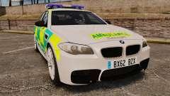 BMW M5 Ambulance [ELS]