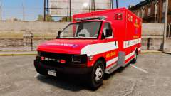 Brute Woonsocket Fire Medic Unit [ELS]