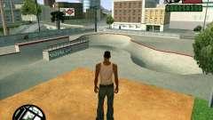 Neue HD-Skate-Park
