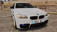BMW M5 Unmarked Police [ELS]