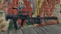 Gewehr von s.t.a.l.k.e.r.