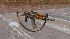 Automatische AKS74U mit Armband