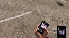 Le thème pour le téléphone Tiesto