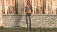 Alyx Vance de Half Life 2