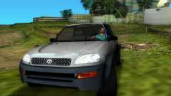 Toyota RAV 4 L 94 Fun Cruiser pour GTA Vice City