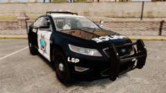 Ford Taurus Liberty State Police für GTA 4