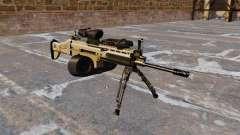 Angriff Maschine FN SCAR-L C-Mag