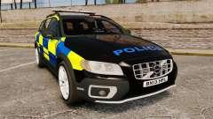 Volvo XC70 Police [ELS]