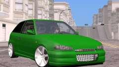 Opel Astra GSI Tuning
