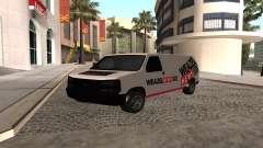 Newsvan Rumpo GTA 5
