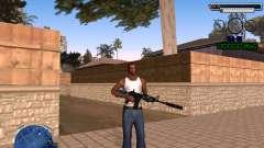 C-HUD Police LVPD pour GTA San Andreas