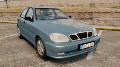 Daewoo Lanos 1997 PL pour GTA 4