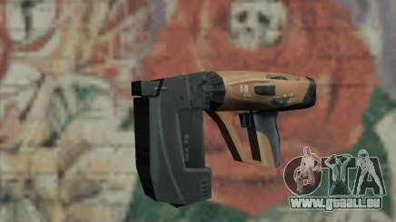 Manhunt Nailgun für GTA San Andreas