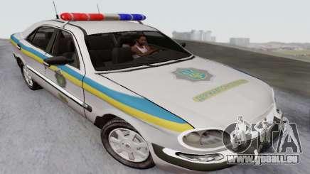 GAS-3111 Miliciâ Ukraine für GTA San Andreas
