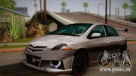 Toyota Vios Slalom Edition für GTA San Andreas