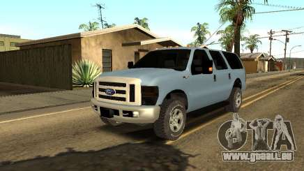 Ford Excursion pour GTA San Andreas