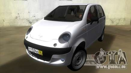 Daewoo Matiz für GTA Vice City