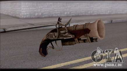 Pirate Donnerbüchse für GTA San Andreas