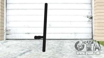 Matraque télescopique pour GTA San Andreas