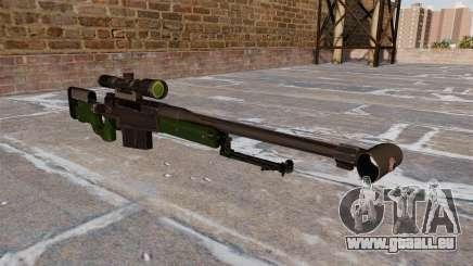 AW50F fusil de sniper pour GTA 4