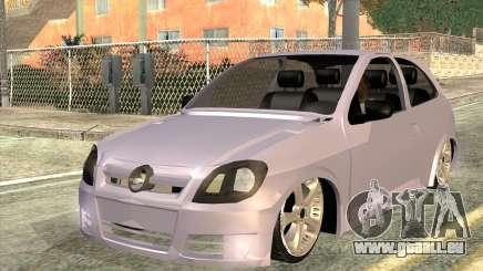 Chevrolet Celta 2010 pour GTA San Andreas