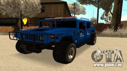 HUMMER H1 pour GTA San Andreas