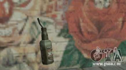 Cocktail Molotov de Saints Row 2 pour GTA San Andreas