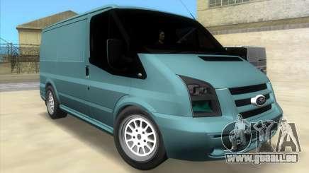 Ford Transit Sportback 2011 pour GTA Vice City